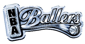 Ballers logo on white