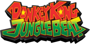 Donkey Kong Jungle Beat logo