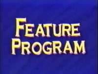 Feature Program-D
