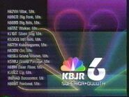 KBJR-TV's Translators Video ID From 1995