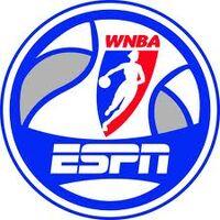 Wnba on espn logo