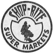 ShopRite Super Markets B&W