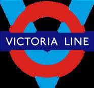 VictoriaLineUndergroundroundelsmall