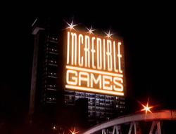 Incredible Games Logo
