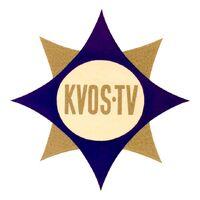 KVOS-TV logo 1961-1975