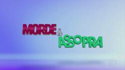 Morde & Assopra 2011 abertura
