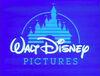 Walt Disney Pictures 1990 (VHS PRINT)-1993 reissue of snow white