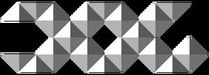 Cross gene logo