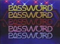 Super Password Rainbow Opening