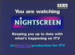 Nightscreen 1999