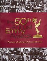 50th Primetime Emmy Awards poster