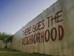 There goes the neighborhood-show