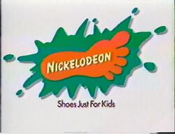Nickelodeon Shoes Just for Kids