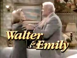 Walter and emily-show