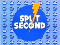 Split second uk