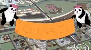 China,IL