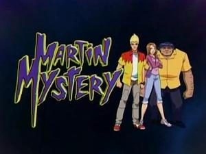 O Martin Mystery