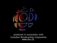 CBC Productions logo 2001 VERY