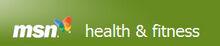 Msn health Fitness logo 11