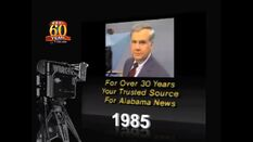 WBRC's Channel 6 Joe Langston News Anchor Promo from 1985
