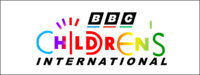 BBC CHILDREN'S INTERNATIONAL 1990-1997 LOGO