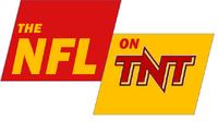 NFL on TNT LOGO 5