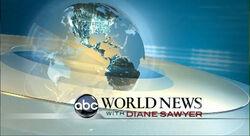 ABC World News - Diane Sawyer