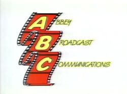 Abbey Broadcast Communications Logo 1990