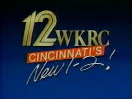 WKRC Resume Tape 1990