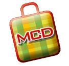 MCD Mercados Logo