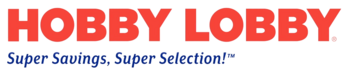 Hobby lobby logo detail long