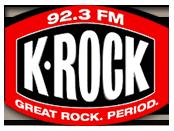 WXRK-FM K-Rock logo