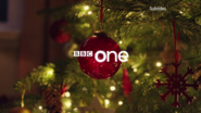 BBC One Christmas 2016 Bauble ident