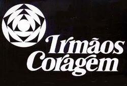 Logotipo Irmãos Coragem