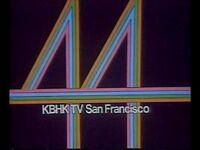 KBHK I.D. - 1977