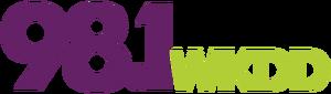 98.1 WKDD logo