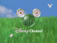 Disney Channel ID - Raindrops (1999)