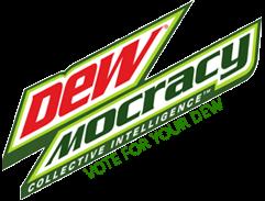 DEWmocracy II logo