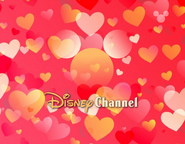 Disney Channel Anglosaw ID - Valentines Day (2003)