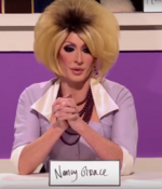 Detox as Nancy Grace