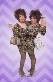 Katya and Kasha's Conjoined Twin Look