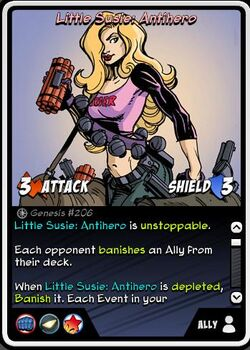 Little Susie Antihero