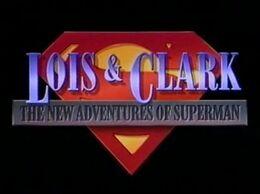 Lois and Clark Logo