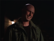 Lex Luthor laughing