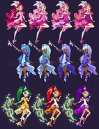 Concept art of LoliRock from 2011