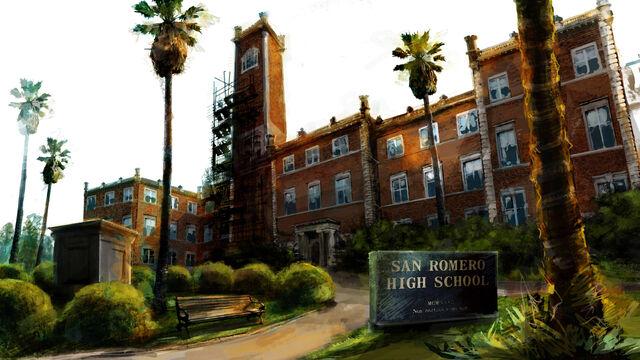 File:The San Romero High School.jpg