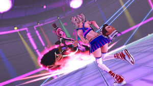 Lollipop Chainsaw Enemies Josie 06