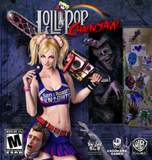 Lollipop Chainsaw Cover