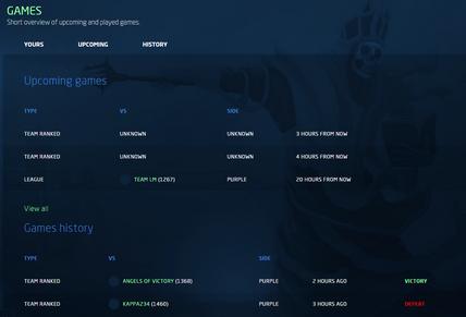 GamesScreenshot