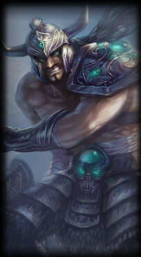 Panel Classic Tryndamere